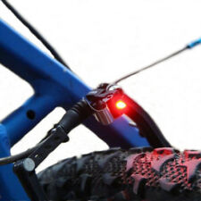 Bike Bicycle V Type Brake Cycling Red Signal Light Reflector Warning Accessories