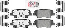 Disc Brake Pad Set-SX Rear Autopartsource VP1544K
