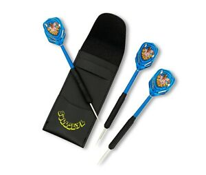 Bullseye TV Darts Show Official Bully DART SET and Wallet by Winmau