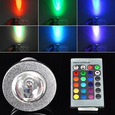 Aquarium Led Light Bulb For Biorb 30 & 60 Biube Halogen w/ Colour Change Remote