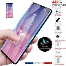 Samsung Galaxy S20 /Plus/ Ultra Film écran en verre trempé intégrale 3D incurvé