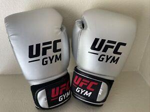 UFC Gym Gloves, Premium Training/Sparring Boxing Gloves 14 OZ UFC Gym