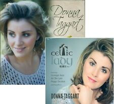 Donna Taggart Celtic Lady 2CD's Vol 1&2 :Jealous of the Angels FAST FREE UK P&P