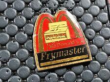 pins pin RONALD MC DONALD'S MC DO FRYMASTER