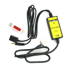 Car 3.5MM USB Aux-in Adapter MP3 Player Radio Interface Fit For Honda 2.4 Acura