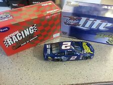 "Rusty Wallace 1998 Limited Edition # 2 "" Bank "" 1:24 Action Racing Collectibles"