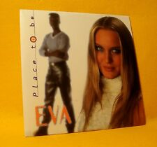 NEW Cardsleeve Single CD Eva Place To Be 3TR 1996 Euro House RARE !