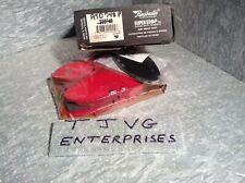 Disc Brake Pad Set-Super Stop Semi-Metallic Brake Pad Raybestos SSD748