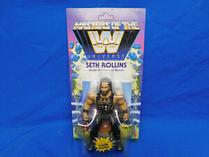 Masters of the WWE Universe Series 4 SETH ROLLINS Action Figure