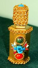 LA CASTILLERE France Art Deco Perfume Bottle 1920-30s Marked