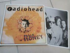 RADIOHEAD Pablo honey LP insert