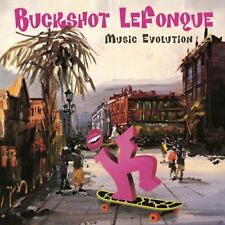Buckshot LeFonque - Music Evolution vinyl LP NEW/SEALED