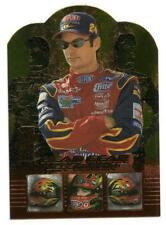 2001 Press Pass VIP Jeff Gordon Head Gear NASCAR Racing Die Cut Card #HG 1/9