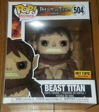 Funko Pop Animation #504 Beast Titan 6