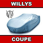 [WILLYS COUPE] 1937 1938 1939 1940 1941 CAR COVER ☑️ 100% Waterproof ✔CUSTOM✔FIT