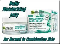 Garnier Hyaluronic Aloe Jelly Daily Moisturizing Jelly Hydration Skin 48h 50 ml