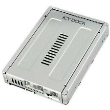 Icy Dock MB982SPR-2S R1 DAS Array - 2 x HDD Supported - 2 x SSD Supported