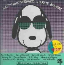 Happy Anniversary Charlie Brown 0011105959629 CD