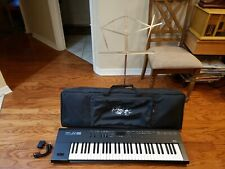 Roland JV-35 Keyboard Synthesizer Expandable w Soft Case & Music Stand