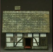 Reality In Scale 1:72 Village Blacksmith - Diorama Accessory Wood #GL-GEB-006