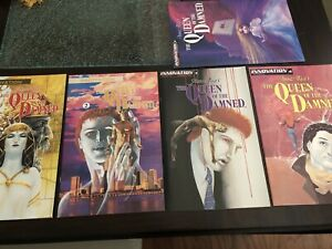 ANNE RICE'S - The Queen of the Damned 1-5 Comics Mint From Publisher