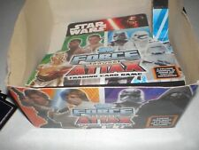 CARTES STAR WARS FORCE ATTAX - TOPPS - TRADING CARD GAME - DISNEY