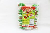 Cucharita Plus Watermelon and Tamarind Flavored Mexican Candy Big Spoon 20 pcs