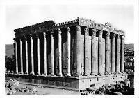 BR49599 Temple of bacchus leabanon Baalbek    Lebanon