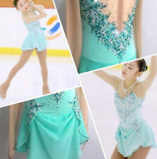 Ice Figure Skating Dress Figure skaitng Dress  For Competition A342