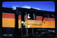 SP Southern Pacific Daylight 4455 in California in 1950's, Original Slide g12b