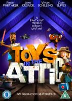 Toys in The Attic DVD Nuovo DVD (DIG4057)