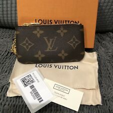 Louis Vuitton Monogram Cles Key Pouch SOLD OUT Brand New!