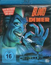 Blood Diner Blu Ray New Vision Films Jackie Kong