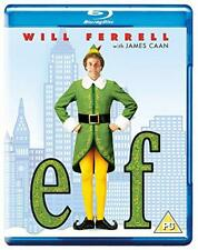 Elf Blu-ray 2003 DVD Region 2