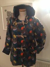 Seasalt Seafolly Raincoat - Layered Tulips - UK10 EU38  - Sales Sample SAVE!!