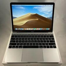 Apple MacBook (Silver), 1.3 GHz, 8 GB RAM, 512 GB SSD