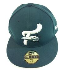 Mens New Era 59FIFTY Fightin Phillies Hunter Green White Fitted Baseball Hat Cap