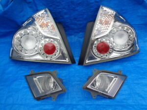 Nissan Fuga Y50 Infiniti M35 M45 Taillights Tail Lights Lamps pair Set
