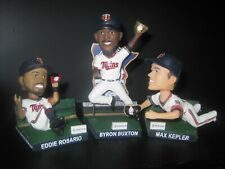 Kepler/Rosario/Buxton Minnesota twins bobblehead doll nothing falls but raindrop