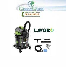 Aspirapolvere/Aspiratutto solidi e liquidi 1200W 20lt. Lavor - Rudy 1200S
