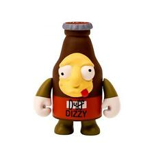 "THE SIMPSONS: DUFF DIZZY 3"" DESIGNER VINYL MINI FIGURE BY KIDROBOT"