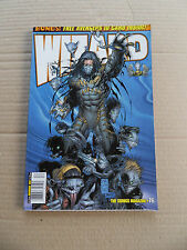 Wizard  Comics Magazine 76 . Darkness M. Silvestri Cover .1997  VF