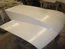 """Fiberglass 94-03 S 10 6"""" cowl  induction PIN ON/LIFT OFF hood"""