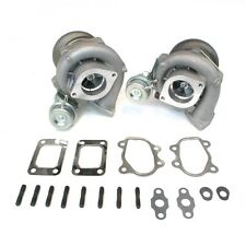 Rev9 For 90-96 300ZX Z32 VG30DETT UPGRADE BOLT ON TWIN TURBO CHARGER 600HP PAIR