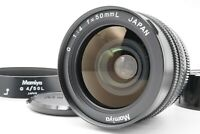 [Near MINT w/ Hood] Mamiya G 50mm f/4 L MF Lens For New Mamiya 6 From Japan