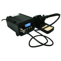 60W Professional Solder Station LCD Screen with ESD Protection Soldering Iron