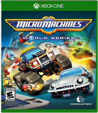 Micro Machines World Series Xbox One New Xbox One, Xbox One