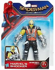 "New 2017 HASBRO MARVEL COMICS SPIDER-MAN VILLAIN 6"" SHOCKER Figure Homecoming"