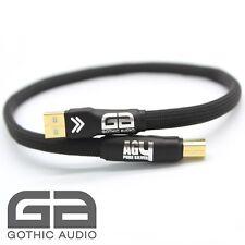 AG4 1 M Puro Argento USB Digital Audio Interconnect 22awg Puro Argento conduttori