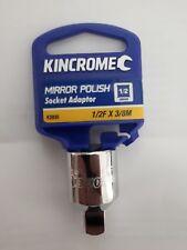"Kincrome 3 / 8"" M x 1 / 2"" F Socket Adaptor Australia Wide Postage"